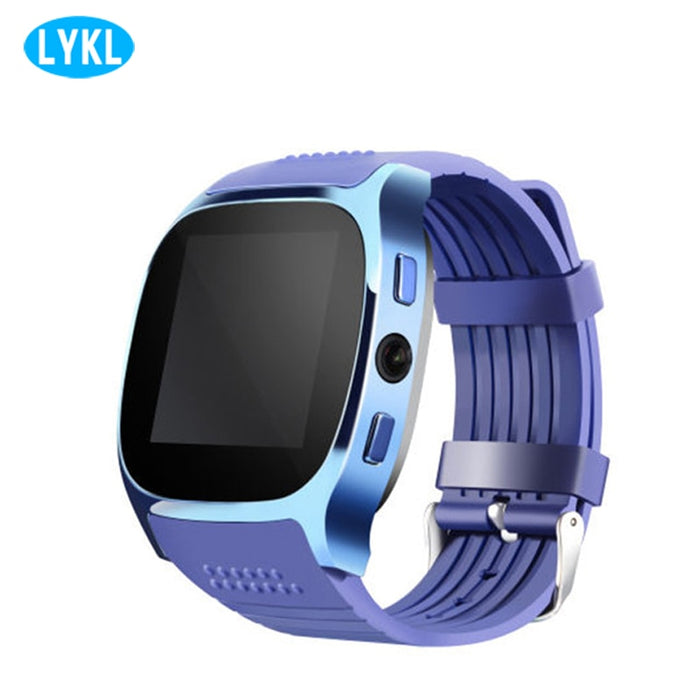 Smart Watch T8 Bluetooth Watch Phone sleep monitor Support SIM TF Card Camera Passometer