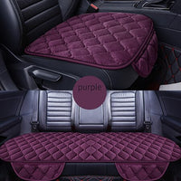 Seats Plush car seat covers For Audi A6L R8 Q3 Q5 Q7 S4 RS Quattro A1 A2 A3 A4 A5 A6 A7 A8