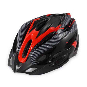 Ultralight Bicycle Helmet for Men and Women,Adjustable 54-60cm Lightweight Cycling