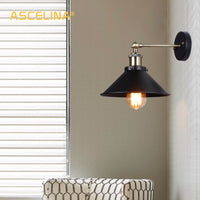 Industrial Wall Lamp Vintage wall Light LED retro lamp brace for living room bedroom corridor outdoor Decorative lighting 2 Pcs