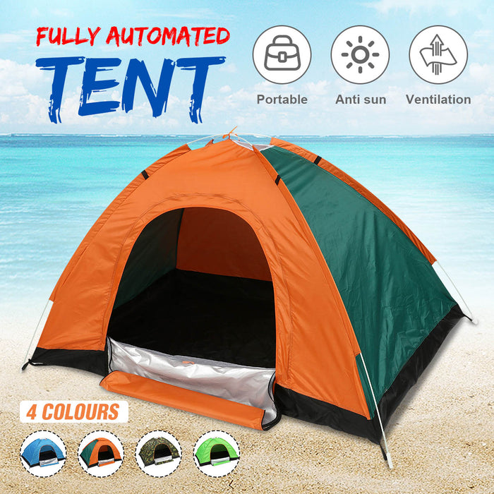 Protable Outdoor Tents Camping Beach Tent Waterproof for Sun Shelter Travelling Hiking