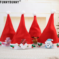 FUNNYBUNNY Christmas Theme Hats