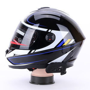 Vnetphone V6 Helmet Intercom walkie talkie 6 Riders 1200M Communication Interphone Motorcycle Bluetooth Helmet Headset