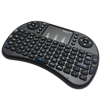 Russian Mini i8 Wireless Keyboard English Hebrew letters Air Mouse Remote Control Touchpad For Android TV Box Notebook Tablet Pc