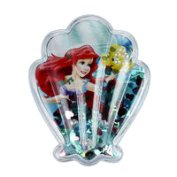 Disney Mickey Comb Kid Air Cushion Massage Comb 1pcs Cute Frozen Mermaid Hairbrush Kids