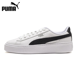 Original New Arrival  PUMA Platform Snake Wn's  Women's  Skateboarding Shoes Sneakers