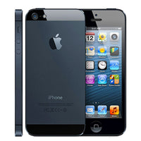 "Apple iPhone 5 IOS Smartphone 16/32/64GB ROM 4.0"" 8MP WIFI GPS Bluetooth 1.3GHz Fingerprint Unlocked Used Mobile Phone"