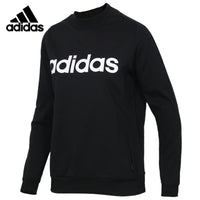 Original Adidas W CE+ SWT Mens Black Hoodies Sportswear Sweatshirt DM4141