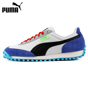 Original New Arrival   PUMA  FAST RIDER RIDE ON Unisex Skateboarding Shoes Sneakers