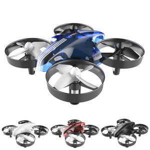 Luminous Mini Drone Altitude Hold Remote Control Drone Helicopter Headless Mode High Quality Mini Quadcopter Dron For Kids Gift