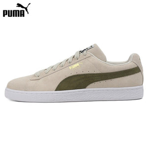 Original New Arrival  PUMA Suede Classic Unisex  Skateboarding Shoes Sneakers
