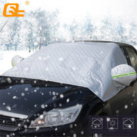Winter Thickening Car Windshield Cover Prevent frost and snow Outdoor Anti-frost dustproof heatproof fit sedan SUV Hatchback