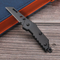 2020 Mini Folding Knife Self Defense Pocket Knifes Hunting Military Knive Camp Survival Outdoor