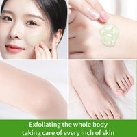 aloe exfoliating  gel Deep Cleansing Exfoliating Peeling Gel Moisturizes Face Exfoliating Cream Soft Facial Cream Scrub Cleaner
