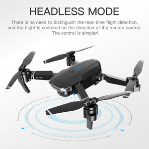 4K Drone Camera WiFi FPV RC Helicopter Optical Flow Positioning Drone Smart Follow Remote Control Foldable Quadcopter Aircraft
