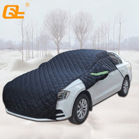 Winter Universal car windshield cover Oxford cloth cotton thickened snow protection icing car covers for sedan hatchback SUV