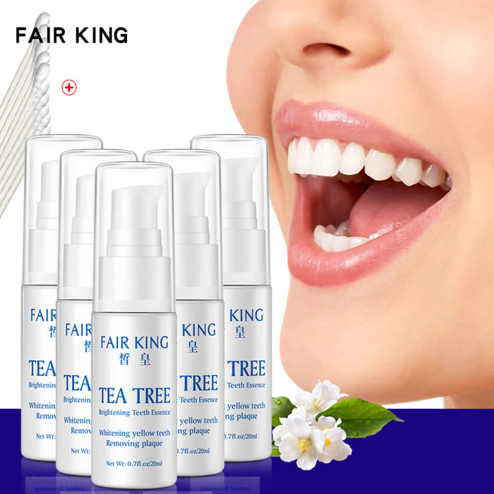 Teeth Whitening Essence Powder Oral Hygiene Cleaning Serum Removes Plaque Stains Tooth