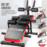 Folding Abdominal Board Machine Sit Up Bench Home Gym Fitness Equipment Sport Workout Push Up Weight Training Exercise Muscles