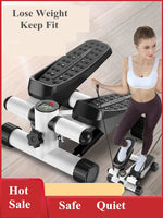 Steppers Household Female Weight Loss Multifunction Skinny Legs Foot Small Sports Fitness Equipment Slimming Climbing Machine