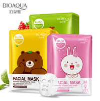 30pcs The image is beautiful and smooth. The mask is hydrating and moisturizing. The moisturizing