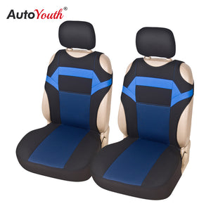 T Shirt Design Car Seat Cover Universal Fit Front Seats Car Care Coves Seat Protector for Car Seats 2pc Seat Cover 3 Color
