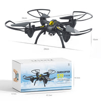 Rc Helicopter FPV 2.4GHz drone with camera 720p fixed high pressure remote control 6Axis rc toys RC Quadcopter Christmas gifts