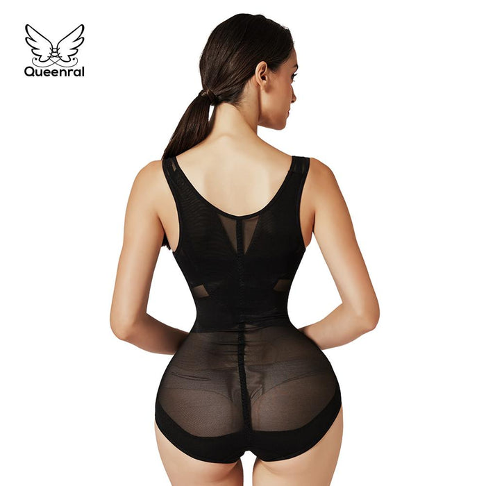 Siamese slimming underwear waist trainer sexy lingerie body shaper butt lifter tummy shaper