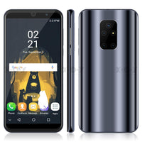 "XGODY 3G Celular Smartphone Mate 30 Mini Android 9.0 5.5"" 18:9 1GB 4GB MTK6580 Quad Core 5MP WiFi 2200mAh Dual Sim Mobile Phones"