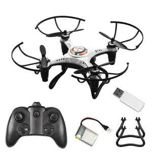 Mini drone No Camera 2.4G One-touch roll Headless Mode LED Light Six-axis Gyroscope quadcopter rc helicopter Mini RC Drone toys