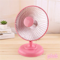 Portable Electric Air Heater Warm Fan  220V 200W Space Home Office Winter Warmer Fan Air Heater Stove Radiator Warmer Machine