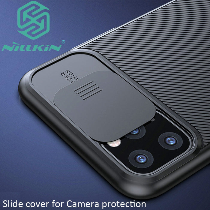 Camera Protection Case For iphone 11 /Pro /Max NILLKIN Slide Protect Cover Lens Protection