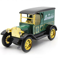 1/32 Royal classical Vintage Car Model Diecast Toy High Imitation model Gifts Cars Toys For Collection Also available as a gift
