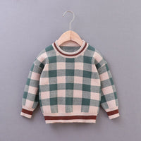 Autumn winter toddler kids boys' clothes knit pullover sweater coats for children boy clothing baby casual Sweaters outerwear