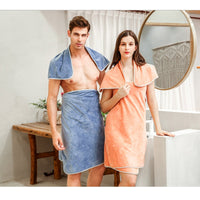 New Home Textile Towel Set  Women Man Soft Bath Towel Microfiber Absorbent Bath Shower Towel  70*140cm  35*75cm