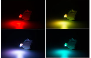 Toilet Light Upgraded UV Sterilization Toilet Night Light 16-Color Auto Body Motion Sensor with Aromatherapy for Any Toilet
