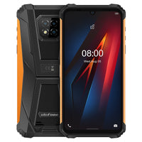 Ulefone Armor 8 4GB+64GB Play Store Smartphone Rugged Mobile Phone Helio P60 Octa-core  2.4G/5G WiFi 6.1 inches Android 10 Phone