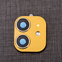 Sticker Camera Lens Seconds Change Cover For iPhone XR X R Fake Sticker Camera