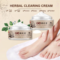 Herbal Anti-Drying Crack Foot Cream Effective Anti Fungal Moisturizing Foot Skin Care