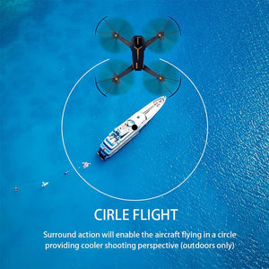 Camera Drone 5G WiFi FPV 4K Drone GPS Positioning RC Helicopter Smart Flow Long Flight Time RC Quadcopter Professional Dron