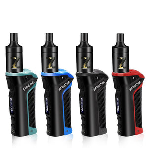 Spring Time 100W 18650 Box Mod Kit With 2.5 Ml Vape Atomizer Vaporizer Smoke Cessation Electronic Cigarette