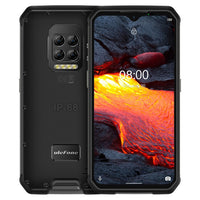 Ulefone Armor 9E Rugged Mobile Phone Android 10 Helio P90 8GB+128GB 2.4G/5G WiFi IP68 64MP 5 Cameras Global Version Smartphone