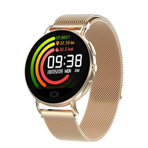 Heart rate monitor Smart Watch Women Fitness Bracelet tracker Pedometer clock