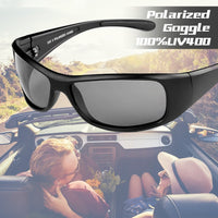 POLARSNOW 2020 New Fashion Sport Sunglasses Men Polarized UV400 Coating Mirrored Driving Fishing Sun Glasses Oculos PS8604