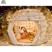 Outdoor Mobile Exhibition Event Catering Hotel Transparent Bubble House Tent For Sale