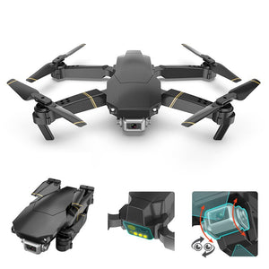 1080P RC helicopter Drone with Camera HD WiFi transmission fpv drones height keeps one-button return rc Quadcopter fly toys fly