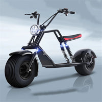 C1 Minimalism Simple Electric Scooter Vehicle Two Wheel Adult Instead Of Walking City Electric Motorcycle 1500W/2000W