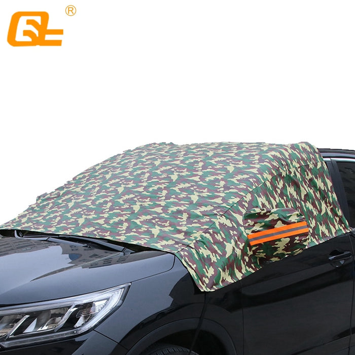 Car Windshield Cover Outdoor Prevent frost Snow protection dustproof  heatproof Winter