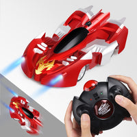 RC Climbing Wall Car Infrared Electric Toy RC Car Radio Remote Control Climbing Drifting Stunt