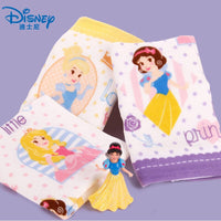 Disney Princess Towel Cartoon Cotton Baby Kids Adult Girl Child Towel Soft Water-absorbent Face Towel Handkerchief Gift 25x50cm