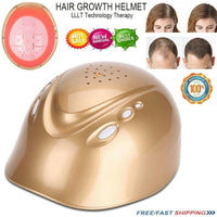 LLLT 160 Diodes Laser Hair Growth Regrowth Helmet Reduce Hair Anti-Hair Loss Cap Therapy Stimulate Hair Follicle Regeneration